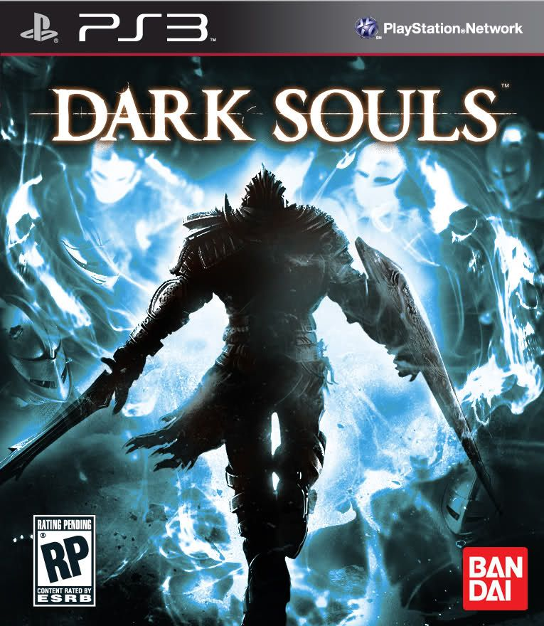 Игра Dark Souls (PS3)