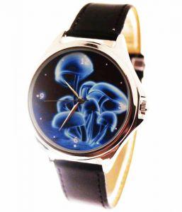 Прикольные наручные часы Грибы
