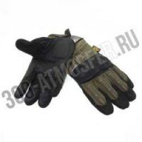 Перчатки тактические Olive/Black Fullfinger