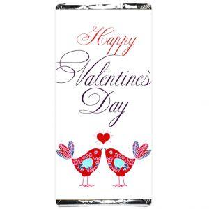 Шоколадка Birds of Love