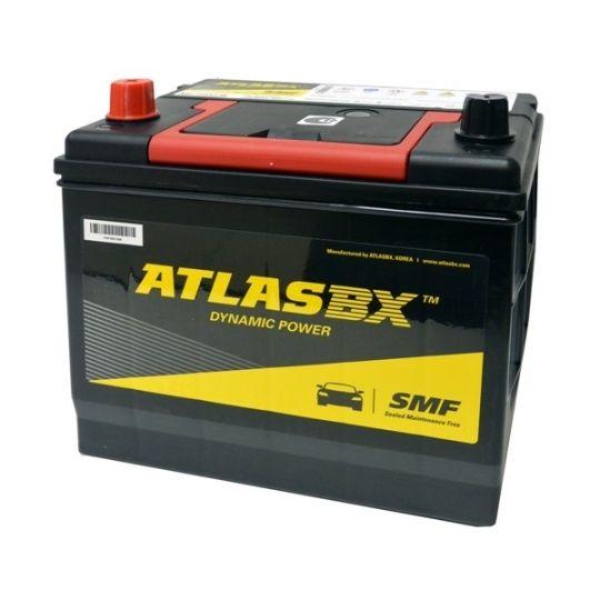 Автомобильный аккумулятор АКБ ATLAS (Атлас) MF56069 60Ач п.п.