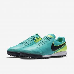 Шиповки NIKE TIEMPO GENIO II LEATHER TF 819216-307