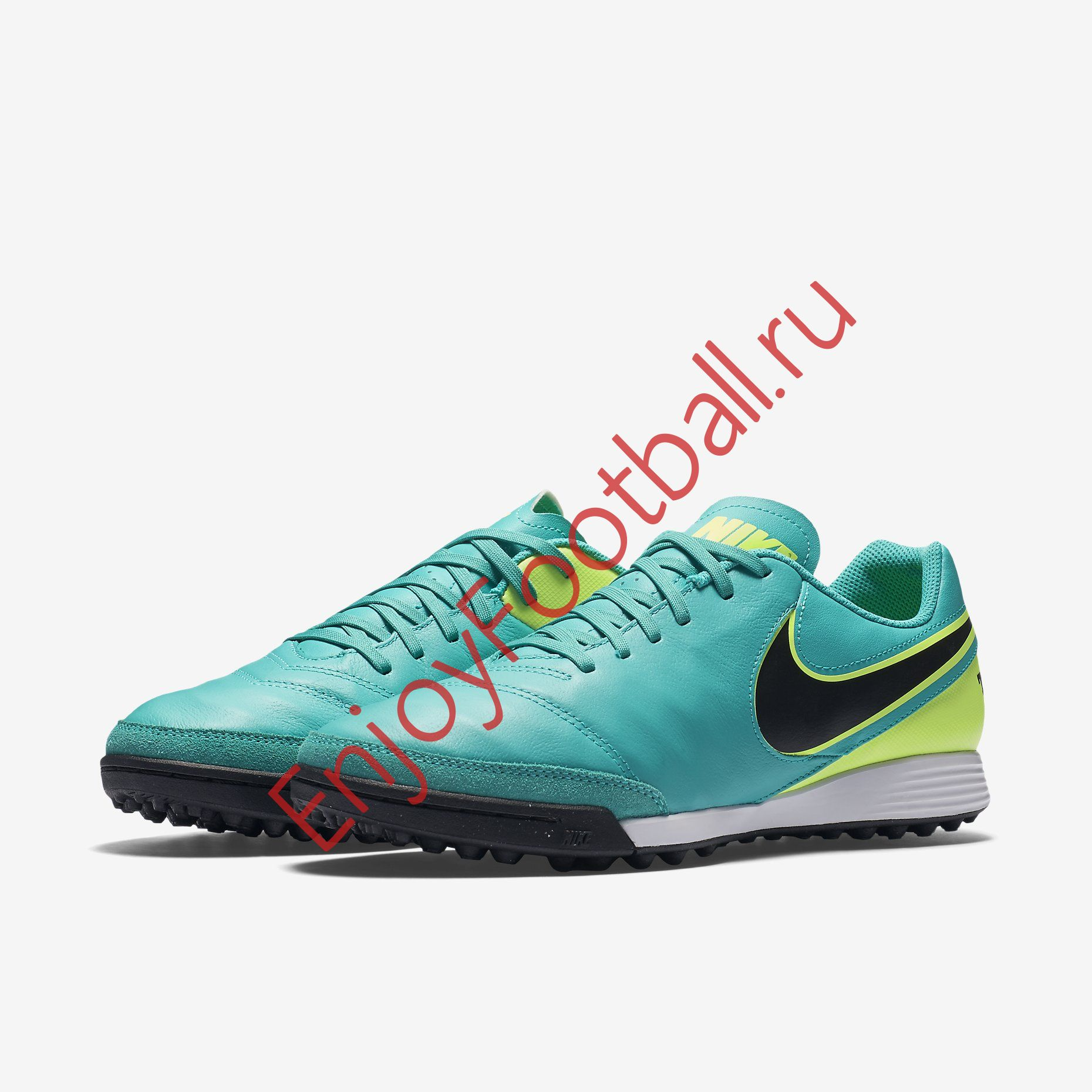 big sale 74331 ef46a Шиповки NIKE TIEMPO GENIO II LEATHER TF 819216-307