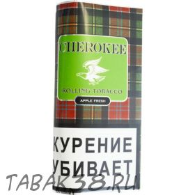 Табак сигаретный Cherokee Apple fresh 25 г