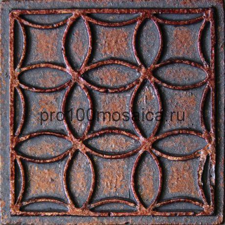 D 03/12 Декор 48*48 серия DECOS, размер, мм: 48*48*10 (Skalini)