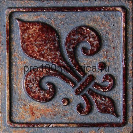 D 03/11 Декор 48*48 серия DECOS, размер, мм: 48*48*10 (Skalini)