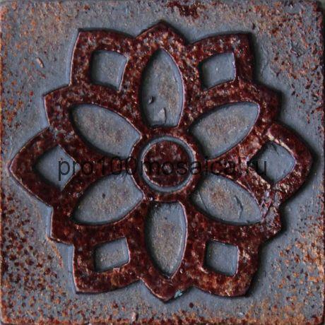 D 03/10 Декор 48*48 серия DECOS, размер, мм: 48*48*10 (Skalini)