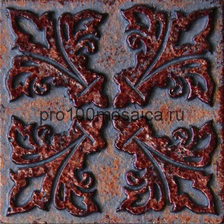 D 03/03 Декор 48*48 серия DECOS, размер, мм: 48*48*10 (Skalini)