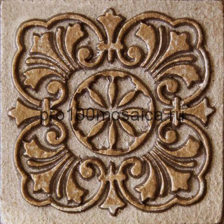 D 01/08 Декор 48*48 серия DECOS, размер, мм: 48*48*10 (Skalini)