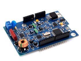 Power Line Com Shield V1.0