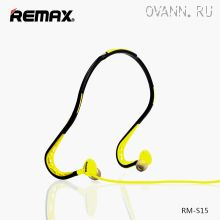 Наушники Remax RM-S15 Sport Wired Headset