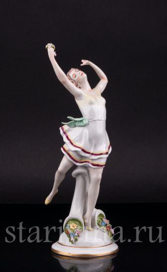 Изображение Танцующая девушка, Scheibe-Alsbach, Германия, сер 20 в