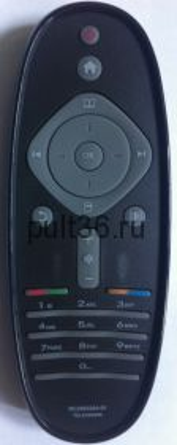 Пульт ДУ Philips RC2683204 овал КНР