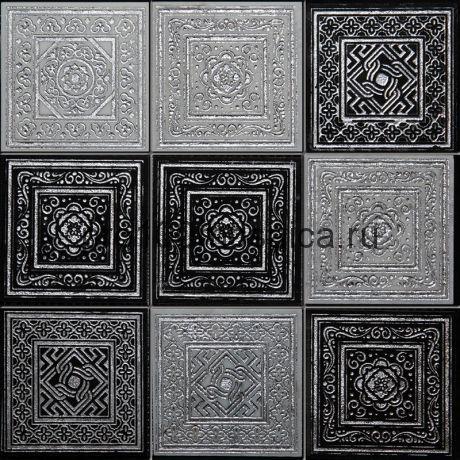 TRG-2 Мозаика 98*98 серия TRAFALGAR, размер, мм: 300*300*10 (Skalini)