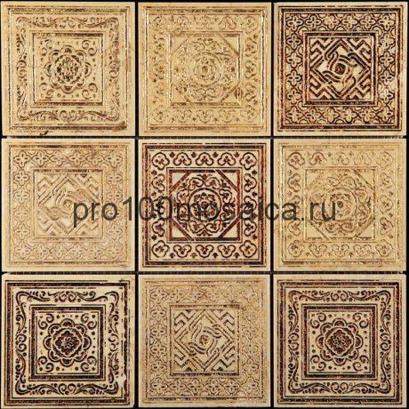 TRG-4 Мозаика 98*98 серия TRAFALGAR, размер, мм: 300*300*10 (Skalini)