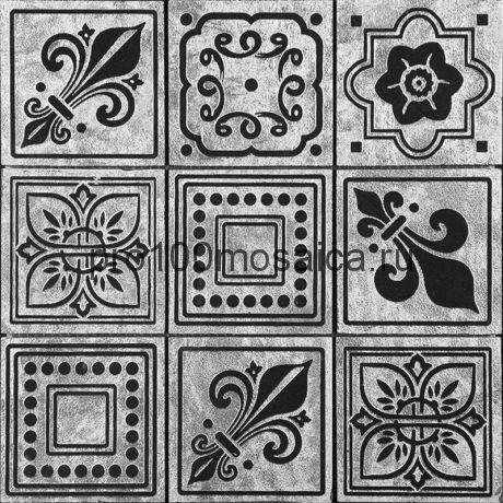 TRG-7 Мозаика 98*98 серия TRAFALGAR, размер, мм: 300*300*10 (Skalini)