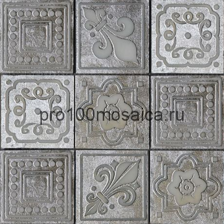 TRG-8 Мозаика 98*98 серия TRAFALGAR, размер, мм: 300*300*10 (Skalini)