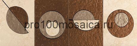 MC-1 Бордюр 305*100 серия MODERN CIRCLE, размер, мм: 305*100*10 (Skalini)