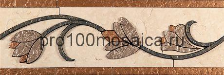 TL-1 Бордюр 305*100 серия TULIP, размер, мм: 305*100*10 (Skalini)