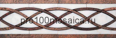EP-5 Бордюр 305*100 серия EPIC, размер, мм: 305*100*10 (Skalini)