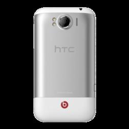 Корпус HTC X315e Sensation XL (white)