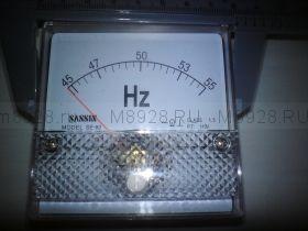 Частотомер 45-55Гц 220в