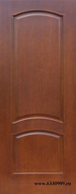 Межкомнатная дверь Капри-3 ПГ тон