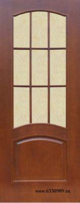 Межкомнатная дверь Капри-3 ПО тон