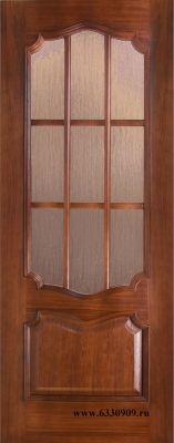 Межкомнатная дверь Престиж ПО дуб тон