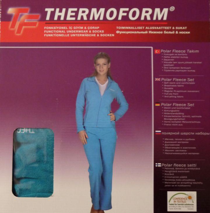 Термокостюм THERMOFORM ЖЕНСКИЙ HZT 19-003