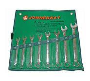 W264108PRS Набор ключей комбинированных удлиненных 10-19мм JONNESWAY, 8 пр.