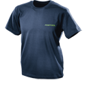 Мужская футболка (майка) Festool с круглым вырезом