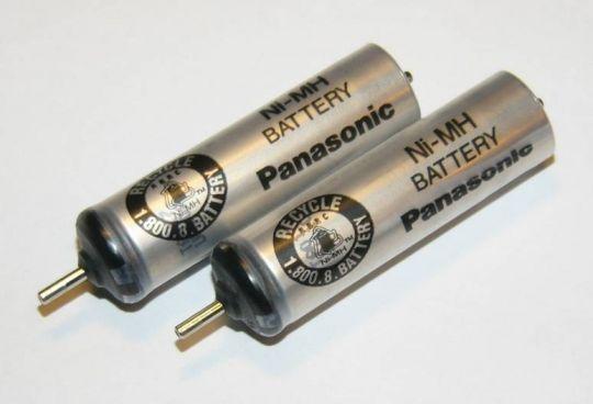 Аккумулятор Ni-MH для электробритв Panasonic (пара)