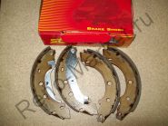 Тормозные колодки задние (Kangoo) SBS 919635 аналог 7701205523,7701207555