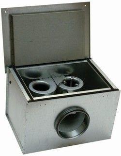 Вентилятор канальный KVK DUO 250