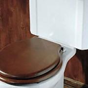 Набор крепежей для деревянного сиденья Azzurra GIUNONE C1800/B  (бронза)
