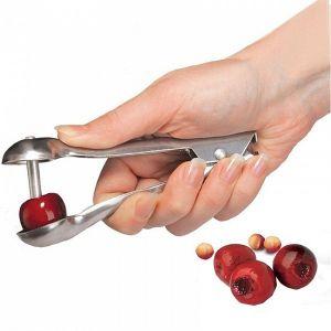 Косточковыдавливатель - удалитель косточек для вишни и оливок