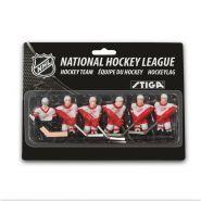 Команда игроков для настольного хоккея Stiga - Detroit Red Wings
