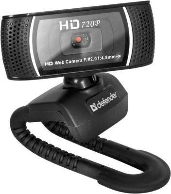 Веб-камера G-lens 2597 HD720p 2 МП, автофокус, автослежение