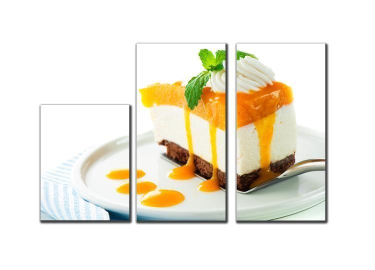 Модульная картина На десерт