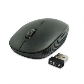 Мышь беспроводная CBR CM-414 (черная)