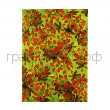 Калька дизайн.А4 115г/м2 Флора тигровые лилии LB50204611
