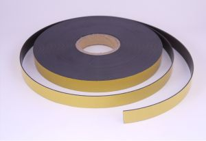 `Магнитная лента с клеевым слоем, тип А, ширина 25,4 мм, длина 50 см