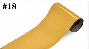 Фольга для дизайна ногтей 20