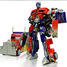 Огромный игрушка трансформер Оптимус Прайм 32 см