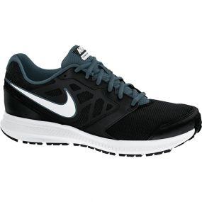 Кроссовки Nike Downshifter 6 Mesh/Synthetic Leather чёрные