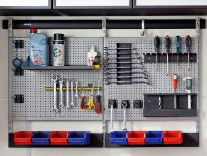 Перфорированная панель для инструмента  - PB600
