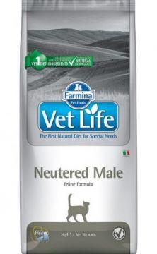 Vet Life Cat Neutered Male ( Вет Лайф Ньютрид Мейл)