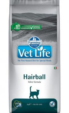 Vet Life Cat Hairball (Вет Лайф Хэйрбол)