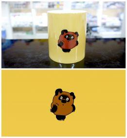 Кружка Винни-Пух